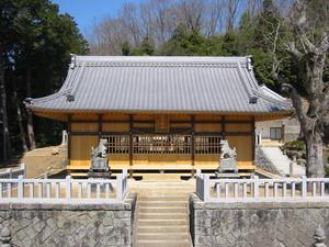 岩倉志賀神社