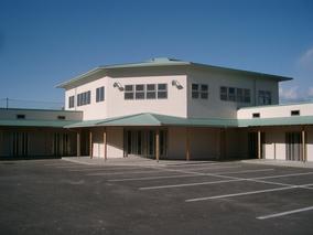 愛知学泉大学 クラブハウス
